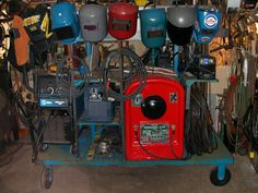 A Cart gone berserk - WeldingWeb™ - Welding forum for pros and enthusiasts
