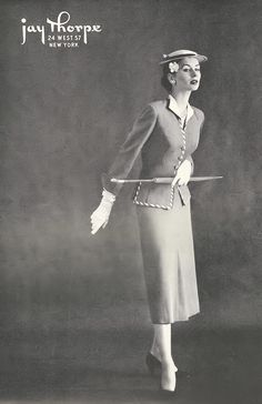 IRENE LENTZ | Irene Lentz Design, Town & Country March, 1953 p.10 | Irene Lentz