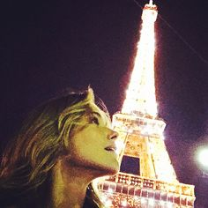 Sophia Bush in Paris 10/18/14