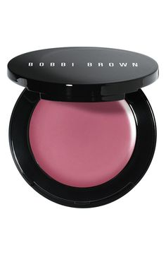Tips for Bobbi Brown pot rouge for lips & cheeks: Blend it on the apples of your cheeks for a just-pinched look. Blot it on your lips for a soft, stained finish. For drier skins, be sure to moisturize skin first.