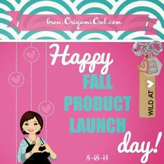 Happy Fall Product Launch Day! Over 300 NEW pieces to choose from! Go look! #OrigamiOwl #LoveO2 #Swarovski #Core #Lockets shop: bren.OrigamiOwl.com / blog: MyMemoryKeepers.com