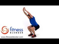 Low Impact Cardio Workout - Quiet Cardio Workout at Home, Fitness Blender