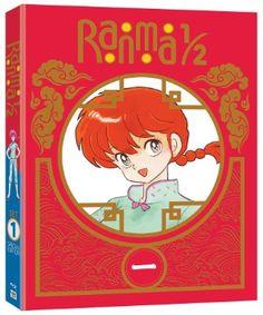 Ranma 1/2 Blu-ray Set 1 (Hyb) Special Edition
