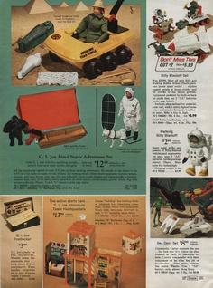 G.I.Joe Sears 1971