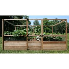 Large Enclosed Veget