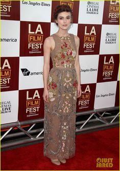 Keira Knightley: 'Seeking A Friend' L.A. Premiere!