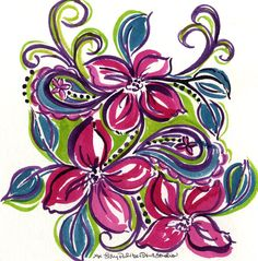 Be a wildflower #lilly5x5