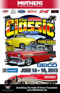 The Classic at Pismo Beach  June 14th-16th, 2013