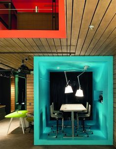 Artemide - Tolomeo; DK Project Office by Megabudka