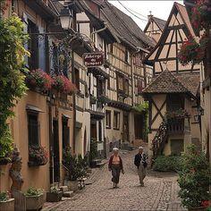 Love little villages.