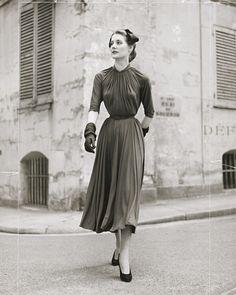 Jean Moral, 1954