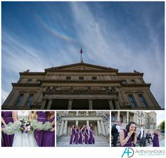 Talk about a Pure Michigan wedding! This Capital Building Michigan Themed wedding in Lansing, MI was amazing! We loved this fall wedding! Take a look at the photos here: www.anthonyanddarci.com/blog