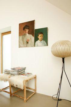 An eclectic home inFrance - desire to inspire - desiretoinspire.net