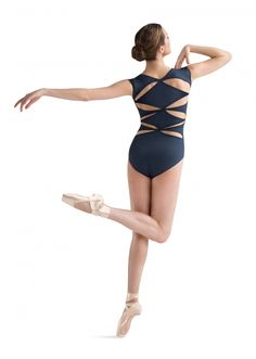 Cut-out leotard from Bloch