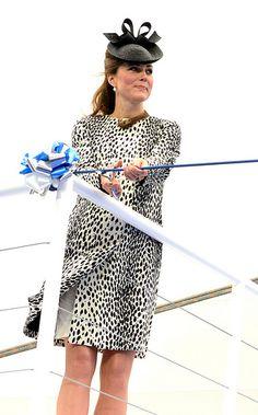 Princess Cruises- Royal Princess Naming Ceremony