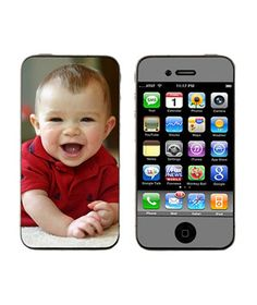 Photo Design-A-Skin for Cell Phones--perfect gift for Father's Day!