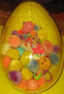 Our Easter sensory - Easter Egg I Spy!