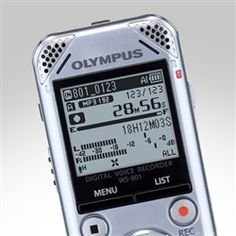 GhostStop Ghost Hunting Equipment - Olympus EVP Recorder with USB and LIVE EVP Listening