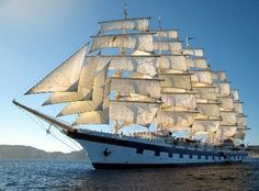 National Cruise Vacation Week - Star Clippers