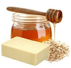 Oatmeal Milk Honey Cold Process Soap Recipe