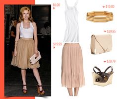 Look for Less: Anna Kendrick