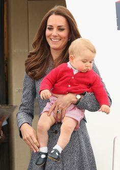 The Duke And Duchess Of Cambridge Tour Australia And New Zealand - Day 19