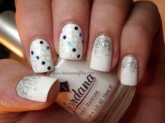 winter nails (from Kelsie's Nail Files)
