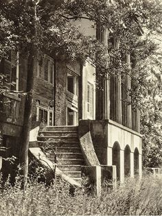 """""""The Hermitage Plantation"""" -- [Famous plantation & estate of the Henry McAlpin family since 1819. Present mansion built 1830 - plantation settled 1783 & consists of over 400 acres along Savannah River front. It is probably the most famous & representative of an ante-bellum plantation in the South.]~[Photograph courtesy of royal_sports_club - October 23 2008]'h4d-133.2012'"""