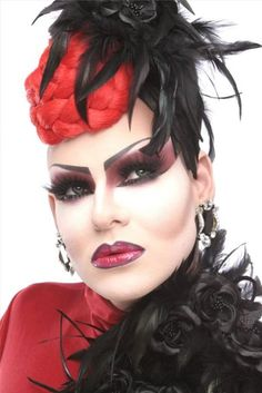 Nina Flowers. One of my favorite drag queens