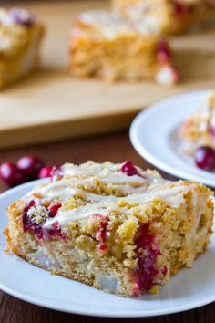 Spiced Pear and Cran