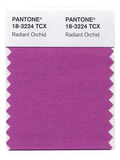 Have you heard the news? Green is a goner. Radiant Orchid is THE color of year for 2014  http://www.focusonstyle.com/style/radiant-orchid-color-of-year-2014/  #radiantorchid #color
