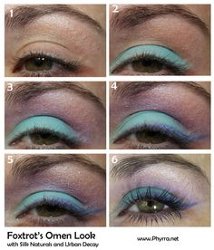 Silk Naturals Foxtrot Tutorial. click through to see more!