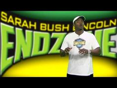 Are you keeping track of your kid's screen time during the summer? Former NFL pro, Ray McElroy tells us the appropriate amount of time each week and encourages kids to get outside! www.sarahbush.org/endzone screen time, encourag kid