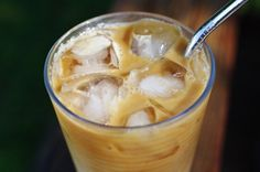 Peanut Butter (Wonderful) Iced Coffee