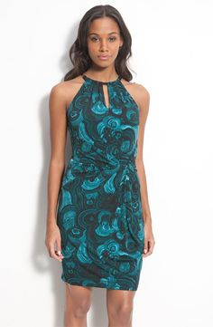 fashionista, color, michael kors, dresses, kor halter, dress impress, fabul fashion, halter dress, leather