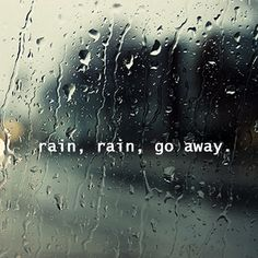 Funny Rainy Day Images With Quotes
