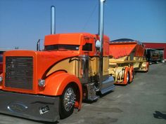 Like the colors on this Peterbilt