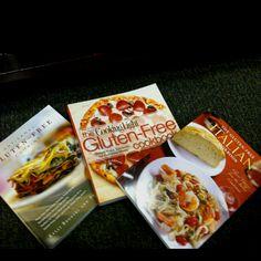 Gluten free cook books I want