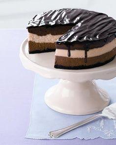 Triple Chocolate Cheesecake http://VIPsAccess.com/luxury-hotels-cancun.html