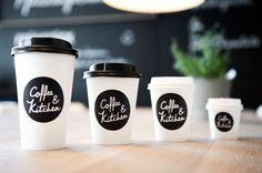 Coffee & Kitchen - Branding on Behance