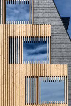 arquitectura, piancavallo, elasticospa3, horses, materi, architectur masterpiec, slow hors, facad detail, architectur idea