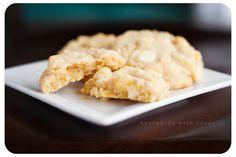 orange creamsicle cookies by Sprinkled With Flour, via Flickr