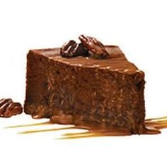 PHILLY Chocolate Turtle Cheesecake
