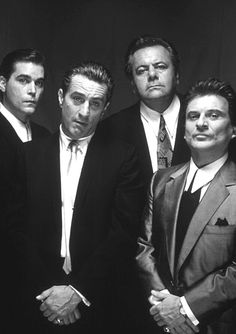 Good Fellas | Martin Scorsese    Robert de Niro, Sharon Stone, Joe Pesci, James Woods, Frank Vincent…