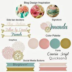 Blog Design #graphicdesign #blogdesign #colorcrush