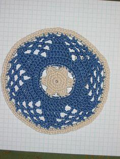 Free Crochet Pattern For Yarmulke : Crochet: KIPPAH, KIPPOT, YARMULKE, SKULLCAP on Pinterest