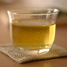 Fix a cup of hot herbal tea if your stomach isn't feeling well this season.