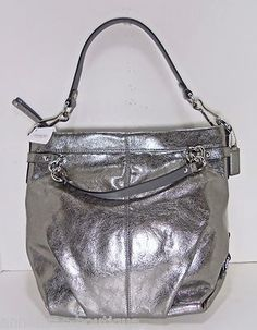 Coach, Coach, Coach! Have this purse! Love it!