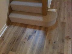 Great work matching the stairs with the wood flooring. Fantastic quality of workmanship shown here. Is it giving you any ideas ?  #lovefromthefloorup www.edinburghcarpetwarehouse.com https://www.facebook.com/EdinburghCarpetWarehouse