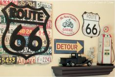 Jaxson's big boy room!